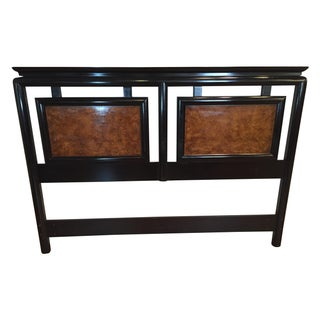 Century Furniture Asian Motif King Headboard