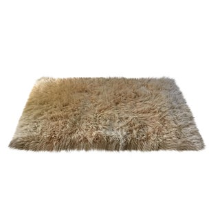 Authentic Flokati Rug - 4' X 6'
