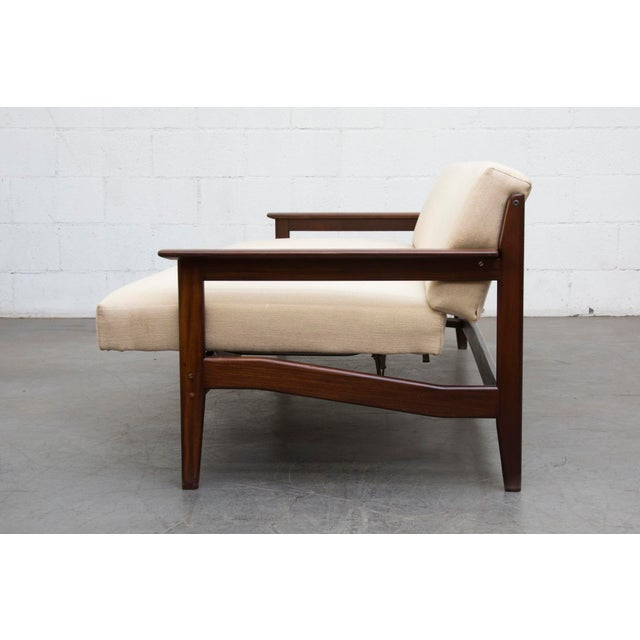 Mid-Century Sofa Chair in Bone - Image 8 of 11