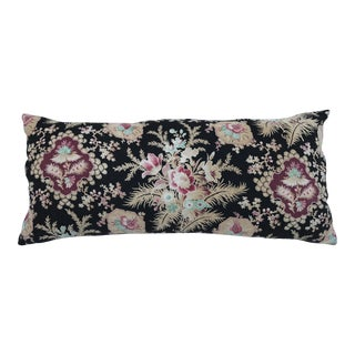 French Victorian Floral Body Pillow