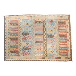"New Kilim Carpet - 7'10"" X 11'5"""