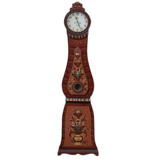 Swedish Wooden Mora Clock
