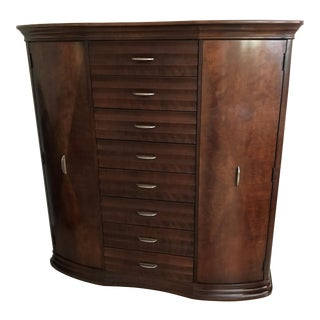 Bernhardt Contemporary Highboy Dresser