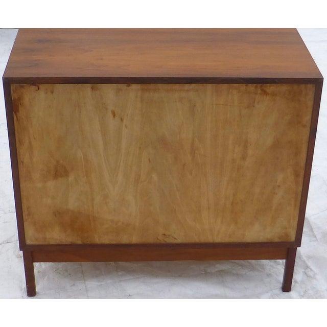 Jens Risom Attri. Mid-Century Four-Drawer Dresser - Image 6 of 10
