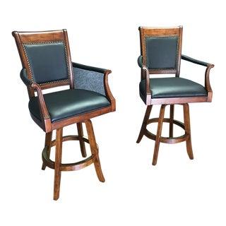 Kingston Barstool by Hillsdale Furniture - Pair
