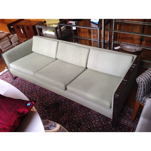 Mid-Century Milo Baughman Sofa - Image 4 of 11
