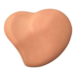 Elsa Peretti for Tiffany Terracotta Heart Box