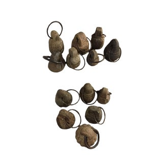 Set of 13 Stone Weights