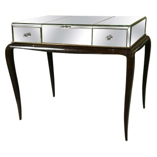 Art Deco Mirror Top Vanity
