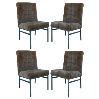 French Chairs By Pierre Cardin - Set Of 4