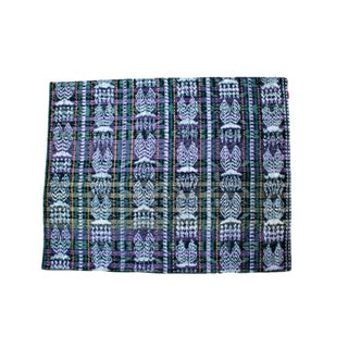 Guatemalan Hand-Woven Textile Placemats - Set of 5