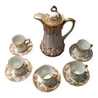 Nippon Chocolate Pot Set - Set of 6