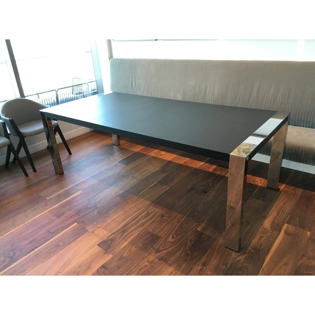 Minotti Lennon Dining Table - Image 2 of 5