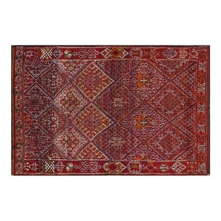 """Moroccan High-Low Rug - 9′0"""" × 5′9″"""