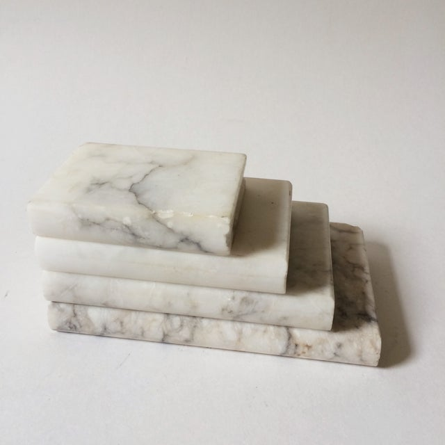 Vintage Marble Bookend - Image 5 of 7
