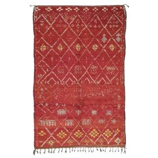 Zayan Moroccan Berber Rug