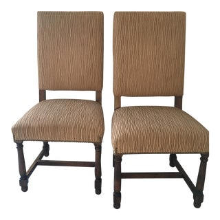 Bausman Side Chairs - Set of 4