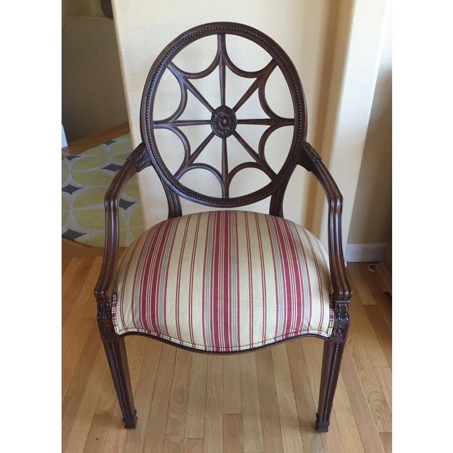 Cristal Chair From Ethan Allen - Image 2 of 6