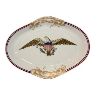 Mottahedeh Eagle Diplomatic Dish