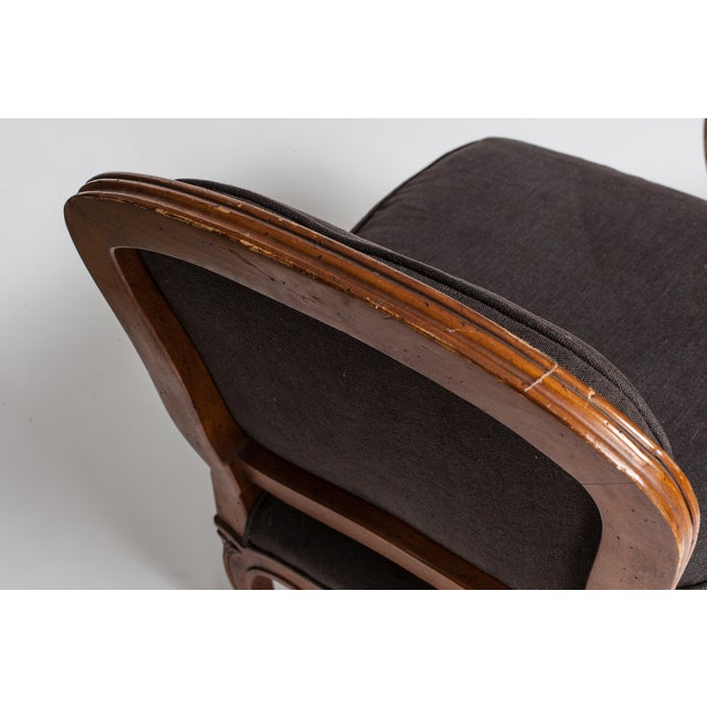Ruthie Sommers Slipper Chair - Image 7 of 9