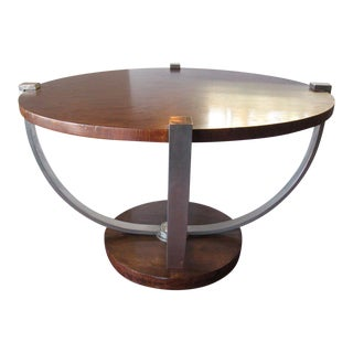 Art Deco Center Hall or Accent Table