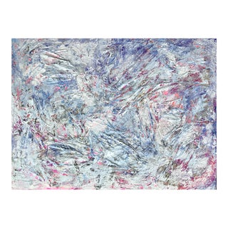 Color Impressions Abstract Acrylic Painting