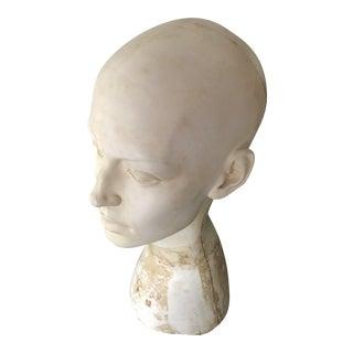 Ralph Pucci Jose Borazon Original Mannequin Head
