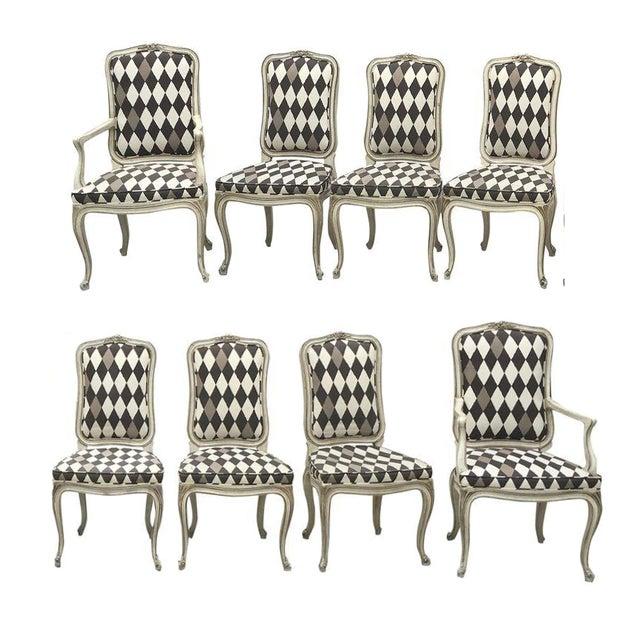 henredon dining room chairs set of 8 chairish