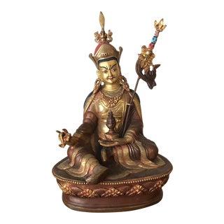 Bhutan Buddha Figure
