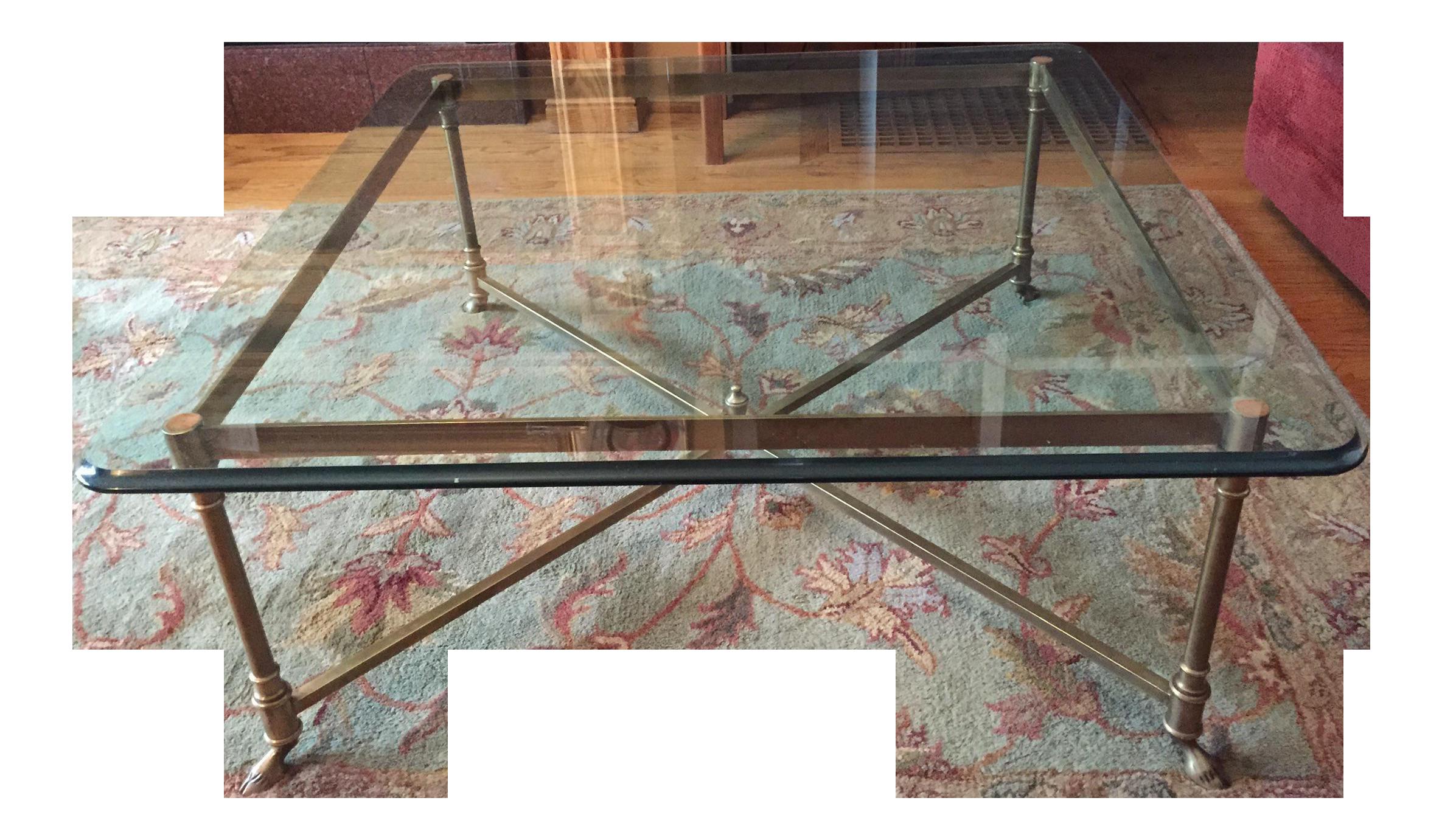 vintage & used labarge coffee tables | chairish
