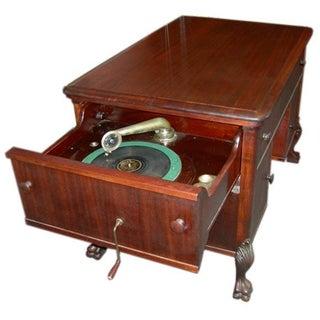 Grafonola Parlour Victrola Desk