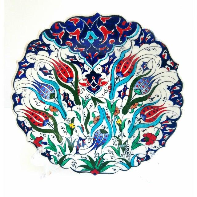 Image of Turkish İznik Plate