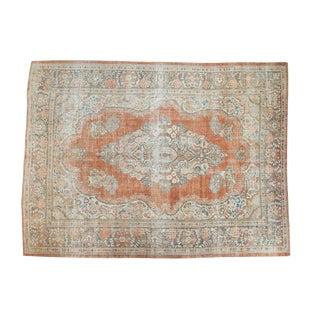 """Persian Distressed Mahal Carpet - 10'1"""" X 13'6"""""""