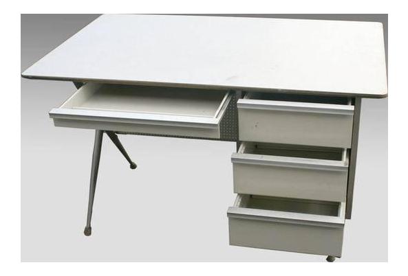 raymond loewy brunswick 4 drawer office desk