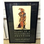 """Image of Karl Bodmer Poster """"Views of a Vanishing Frontier"""""""