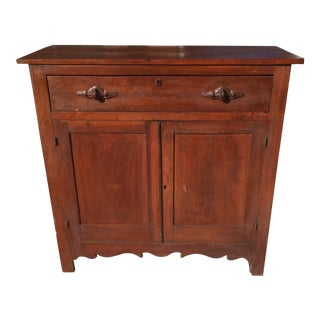 Early 20th Century Antique Mahogany Buffet