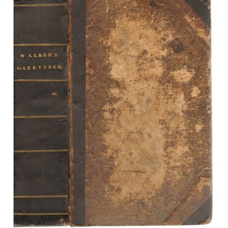 The 1810 Universal Gazetteer by John Walker