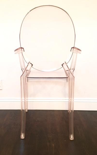 Kartell Louis Ghost Chairs  Chairish