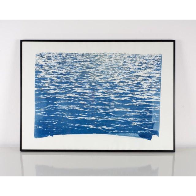 Blue Ocean Waves - Image 2 of 6