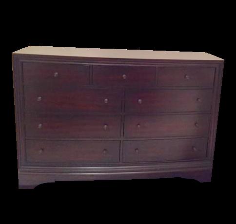 Restoration Hardware Portman 9 Drawer Dresser Chairish
