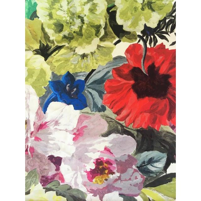 """Floral Designer's Guild Fabric """"Orangerie"""" - Image 1 of 3"""