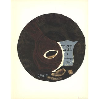 Georges Braque, Valse, 1960 Lithograph