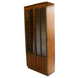 Mid-Century Modern Curio Display Cabinet