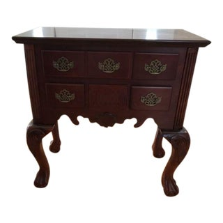 Queen Anne-Style Accent Table