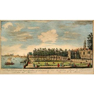 Royal Gardens of Somerset, 1748
