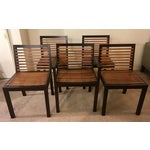 Image of Kenneth Cobonpue Retasi Dining Chairs - Set of 5