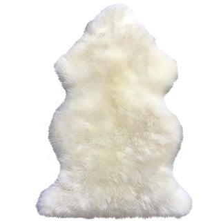 Sheepskin Rug - 2′4″ × 3′4″