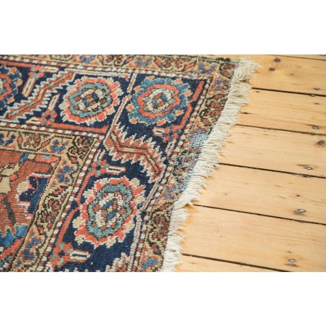 Vintage Heriz Carpet- 7′4″ × 10′1″ - Image 5 of 10