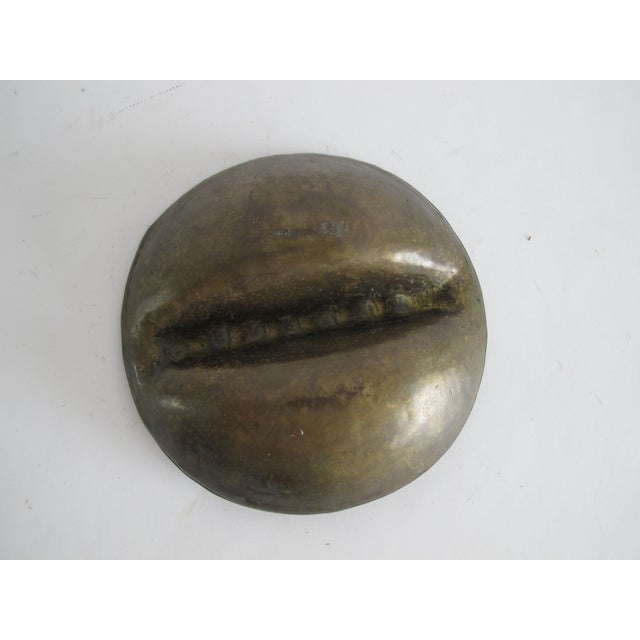 Midcentury Bronze Ashtray - Image 5 of 6