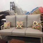Image of Lane Venture Gray Outdoor Sofa
